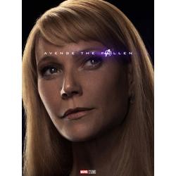 Avengers: Endgame Collection (Коллекция постеров) | Мстители: Финал | Пеппер Поттс
