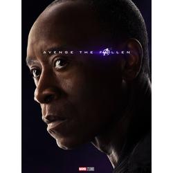 Avengers: Endgame Collection (Коллекция постеров) | Мстители: Финал | Джеймс Роудс