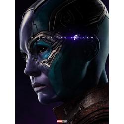 Avengers: Endgame Collection (Коллекция постеров) | Мстители: Финал | Небула