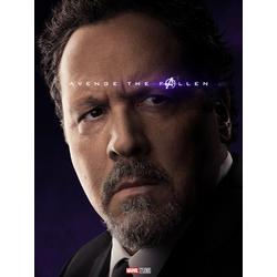 Avengers: Endgame Collection (Коллекция постеров) | Мстители: Финал | Хэппи Хоган