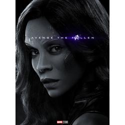 Avengers: Endgame Collection (Коллекция постеров) | Мстители: Финал | Гамора