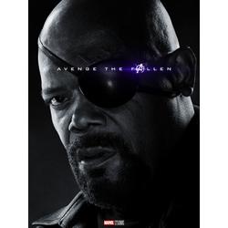 Avengers: Endgame Collection (Коллекция постеров) | Мстители: Финал | Ник Фьюри