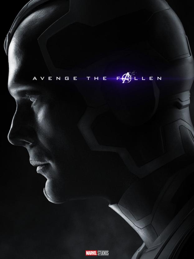 Avengers: Endgame Collection (Коллекция постеров) | Мстители: Финал | Вижен
