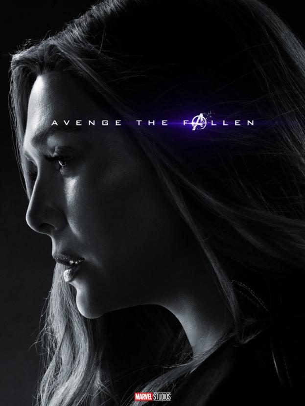 Avengers: Endgame Collection (Коллекция постеров) | Мстители: Финал | Алая ведьма