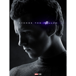 Avengers: Endgame Collection (Коллекция постеров) | Мстители: Финал | Человек Паук