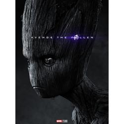 Avengers: Endgame Collection (Коллекция постеров) | Мстители: Финал | Грут