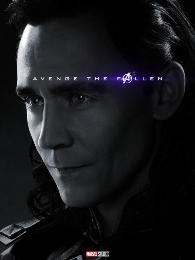 Avengers: Endgame Collection (Коллекция постеров) | Мстители: Финал | Локи