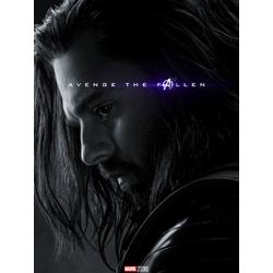Avengers: Endgame Collection (Коллекция постеров) | Мстители: Финал | Зимний солдат