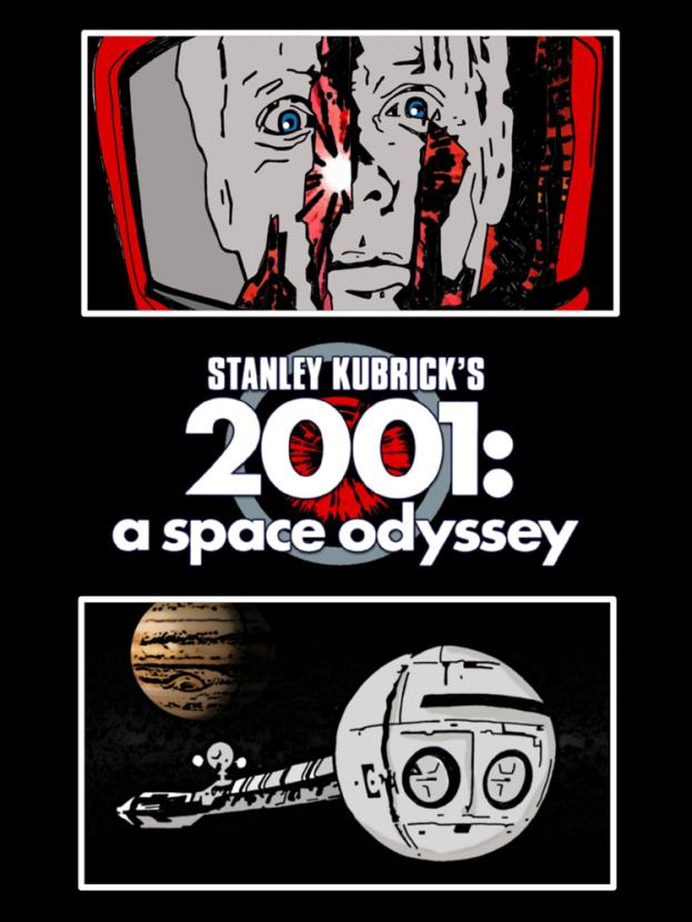 2001: A Space Odyssey   2001 год: Космическая одиссея