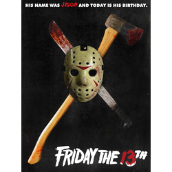 Friday the 13th   Пятница, 13-е