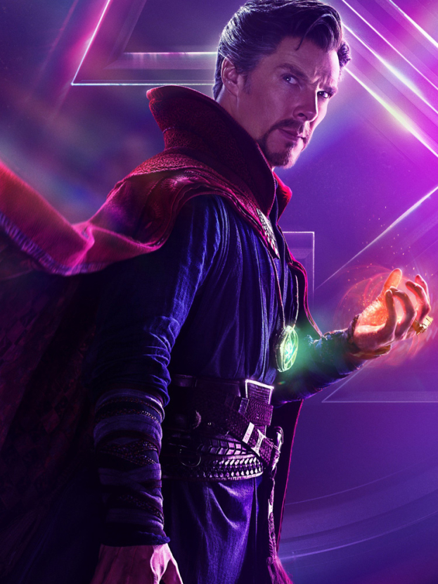 Avengers Collection (Коллекция постеров): Doctor Strange | Доктор Стрэндж