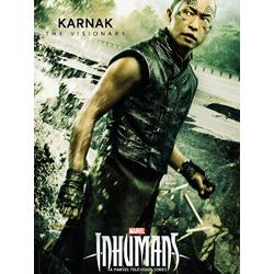 Inhumans: Karnak | Сверхлюди
