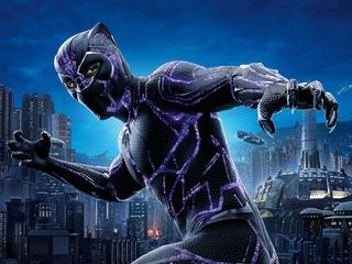Категория постеров и плакатов Black Panther