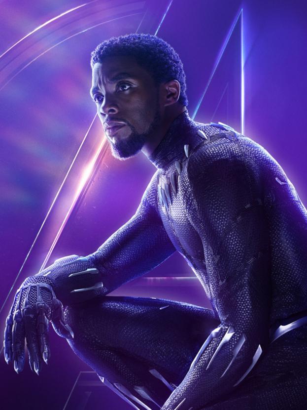 Avengers Collection (Коллекция постеров): Black Panther | Черная Пантера
