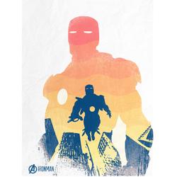 Avengers Collection (Коллекция постеров) 2: Iron man | Железный человек