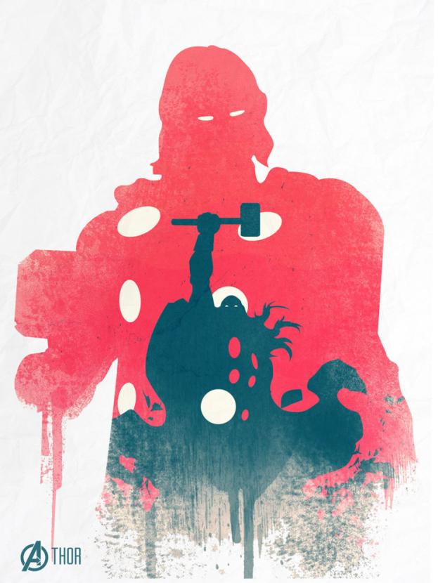 Avengers Collection (Коллекция постеров) 2: Thor | Тор