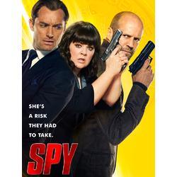 Spy | Шпион
