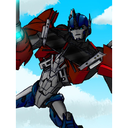 Transformers: Optimus Prime   Трансформеры: Оптимус Прайм