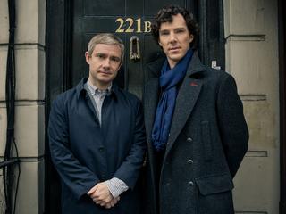 Категория постеров и плакатов Шерлок
