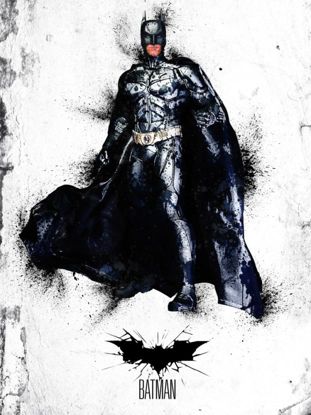 Avengers & DC Collection (Коллекция постеров): Batman | Бэтмен
