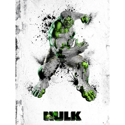 Avengers & DC Collection (Коллекция постеров): Hulk | Халк