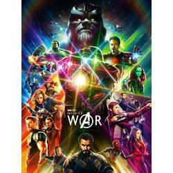 Avengers: Infinity War   Мстители: Война бесконечности