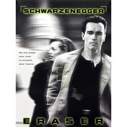 Eraser | Стиратель: Арнольд Шварценеггер