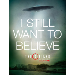 I Still Want to Believe | Я хочу верить | The X Files