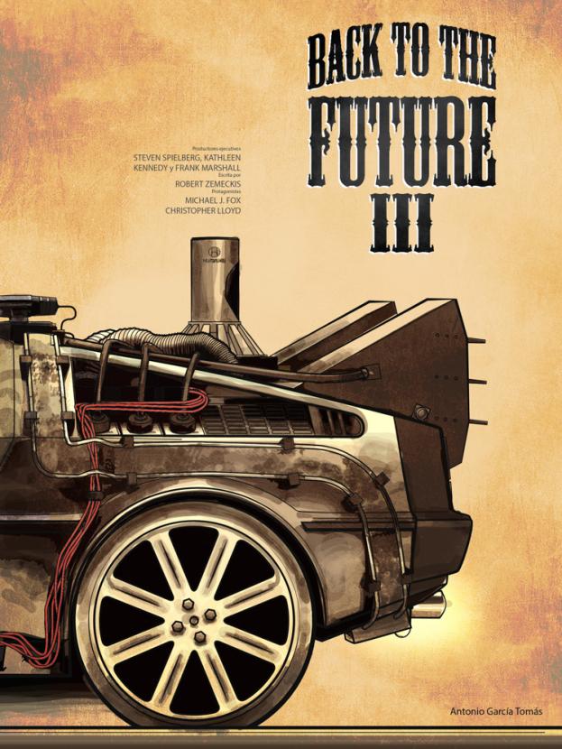Back to the Future Part III   Назад в будущее: Часть 3