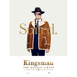 Kingsman: The Golden Circle | Suited