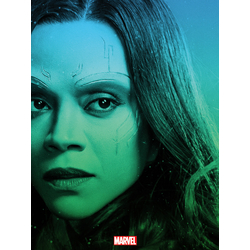 Guardians of the galaxy 2: Gamora | Стражи галактики: Гамора