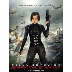 Resident Evil: Retribution | Обитель зла: Возмездие