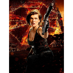 Resident Evil | Милла Йовович