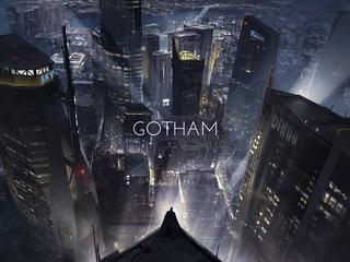 Категория постеров и плакатов Gotham
