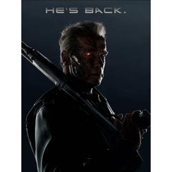 Terminator | Терминатор | He's Back