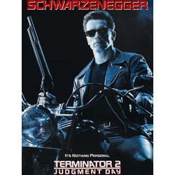 Terminator 2 | Терминатор 2: Судный день | Шварценеггер