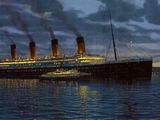 Категория постеров и плакатов Титаник