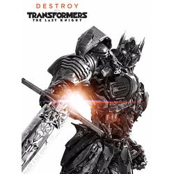 Transformers: The Last Knight   Destroy   Трансформеры