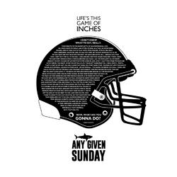 Any Given Sunday | Каждое Воскресение