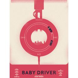 Baby Driver   Малыш на Драйве