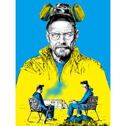 Breaking Bad: Heisenberg   Во все тяжкие