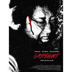 Cat Fight | Женская драка