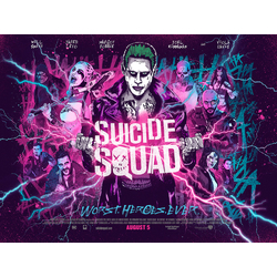 Suicide Squad | Отряд самоубийц