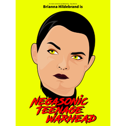 Negasonic Teenage Warhead (Deadpool) | Сверхзвуковая Боеголовка