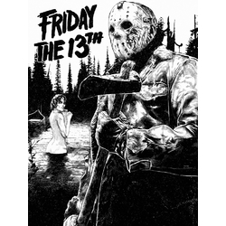 Friday, The 13th   Пятница, 13-е