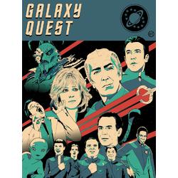 Galaxy Quest | В поисках Галактики