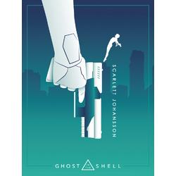 Ghost in the Shell   Призрак в доспехах