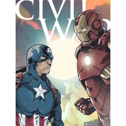 Captain America: Civil War | Первый Мститель: Противостояние
