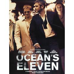 Ocean's Eleven | Одиннадцать друзей Оушена
