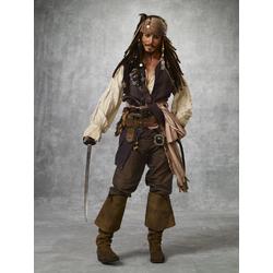 Pirates of the Caribbean: Captain Jack Sparrow | Пираты Карибского моря: Капитан Джек Воробей